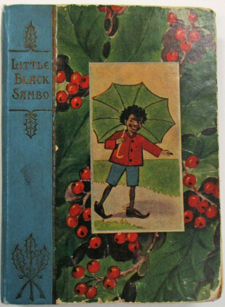 THE STORY OF LITTLE BLACK SAMBO. WITH INTRODUCTION BY L. FRANK BAUM. Helen Bannerman.