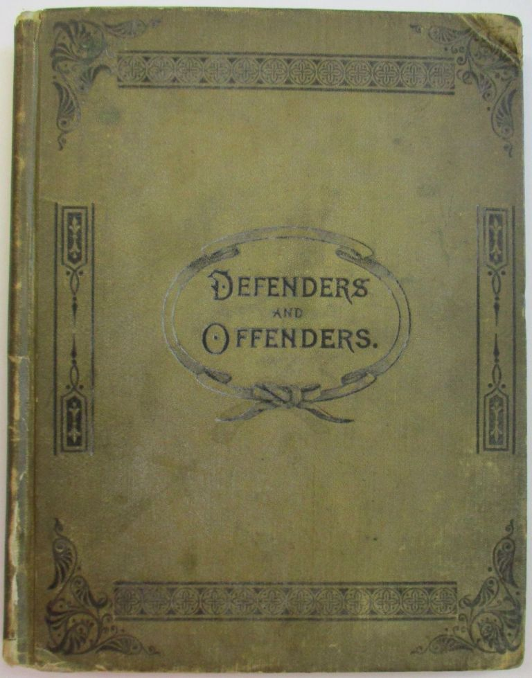 DEFENDERS AND OFFENDERS. Buchner Tobacco Company.