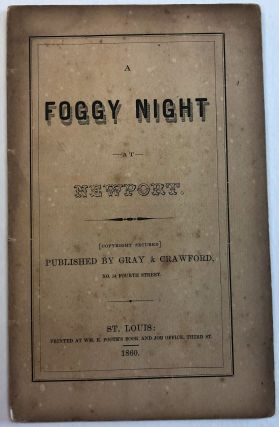 A FOGGY NIGHT AT NEWPORT. H. C. Brokmeyer