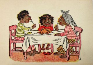 THE STORY OF LITTLE BLACK SAMBO. WITH INTRODUCTION BY L. FRANK BAUM.