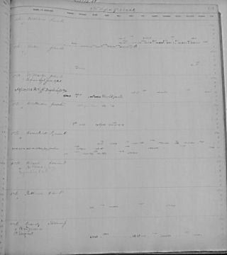 NEW YORK VOLUNTEER OFFICERS' PAYMASTER RECORD BOOK. New York in the Civil War.