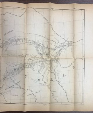 ROUTE FROM FORT SMITH TO SANTA FE. LETTER FROM THE SECRETARY OF WAR, TRANSMITTING...A REPORT AND MAP OF LIEUTENANT SIMPSON, OF THE ROUTE FROM FORT SMITH TO SANTA FE; ALSO, A REPORT ON THE SAME SUBJECT FROM CAPTAIN R.B. MARCY, 5TH INFANTRY.