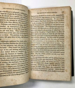 THE HISTORY OF SOUTH CAROLINA, FROM ITS FIRST EUROPEAN DISCOVERY TO ITS ERECTION INTO A REPUBLIC: WITH A SUPPLEMENTARY CHRONICLE OF EVENTS TO THE PRESENT TIME.