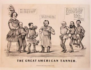 THE GREAT AMERICAN TANNER. Ulysses S. Grant, Election of 1868